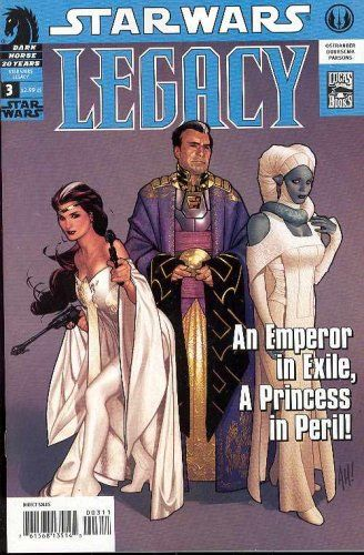 Star Wars Legacy #3 Dark Horse Comics @ niftywarehouse.com #NiftyWarehouse #Geek #Products #StarWars #Movies #Film