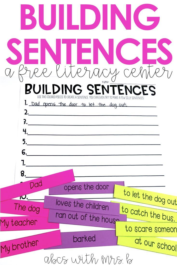 the 25 best silly sentences ideas on pinterest making sentences sentences according to. Black Bedroom Furniture Sets. Home Design Ideas