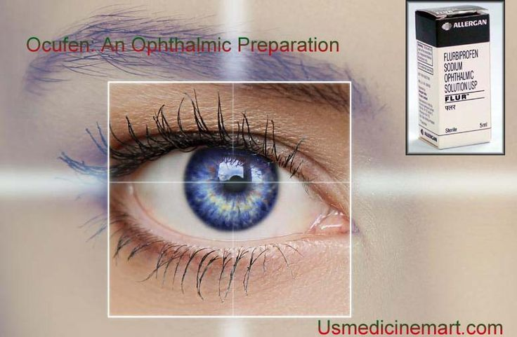 Generic Ocufen – keep Your Eyes Healthy and Safe following an Eye Surgery | Usmedicinemart.com