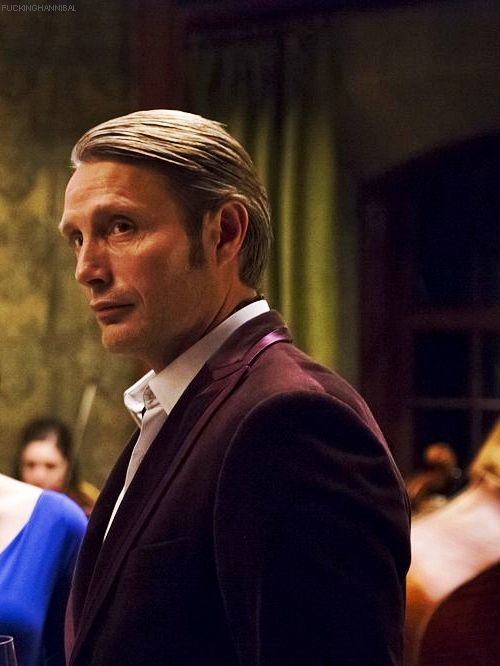 Mads Mikkelsen / Hannibal Episode 206 Stills