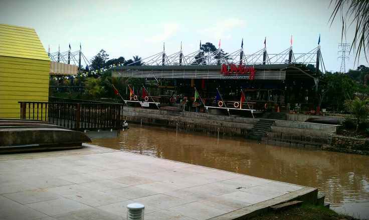 Pasar Apung, Sentul City - Bogor, West Java INDONESIA