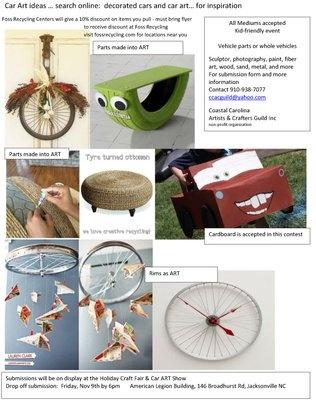 Camp Lejeune Yard Sale >> turn your vehicle parts into art | Auto Craft brainstorm board | Pinterest | Camp lejeune, Yard ...