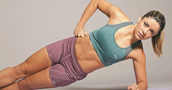 Conhecidos nossos, os exercícios isométricos (que você fica imóvel) são tudo de bom para conquistar uma barriga seca e durinha.