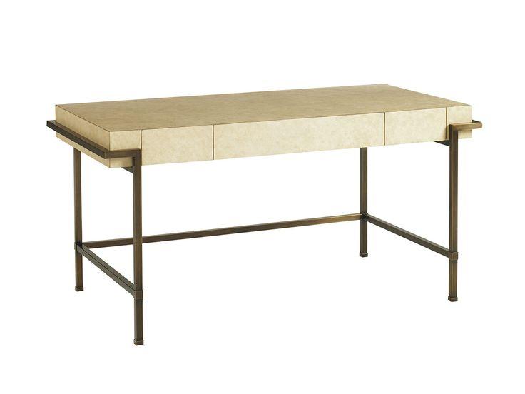 Studio Designs Parchment Writing Desk | Lexington Home Brands