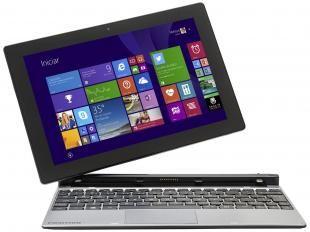 Notebook 2 em 1 Destacável Positivo Duo ZX3020 - c/ Intel Quad Core Windows 8.1 16GB LCD 10 Touch