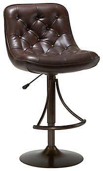 250 aspen adjustable bar stool art van furniture