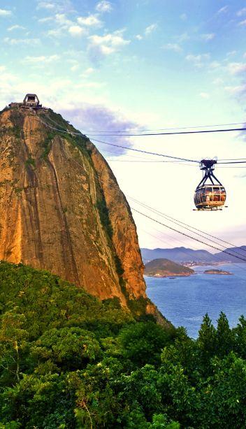 #Jetsetter Daily Moment of Zen: Copacabana Palace Hotel in Rio de Janeiro, #Brazil