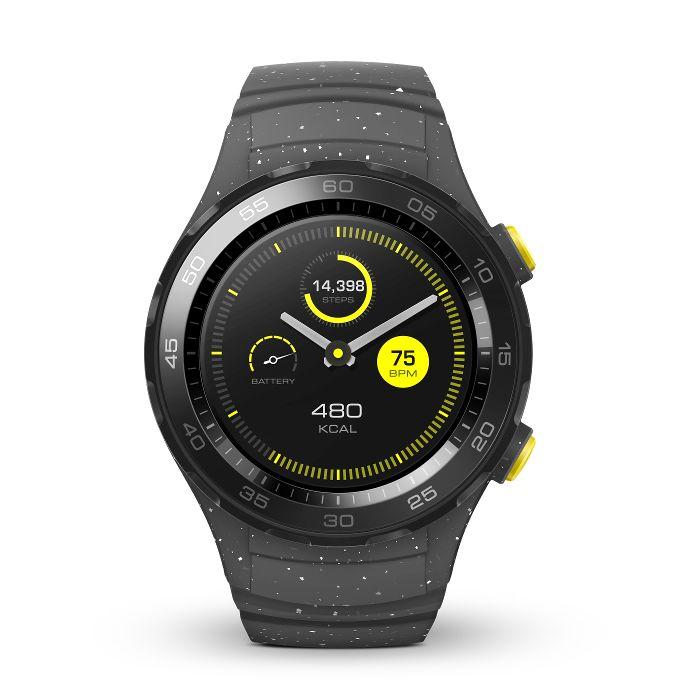 Apercu Image 2 Huawei Montre connectée Huawei Watch 2 Sport Gris