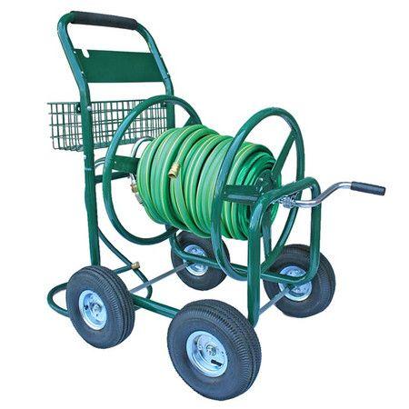 Kingman Hose Cart.