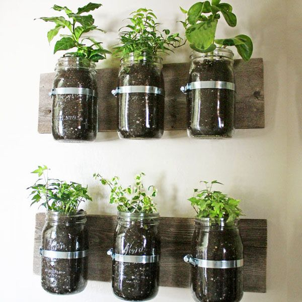 Small Space Gardens: How to Make Cheap Containers | The Garden Glove