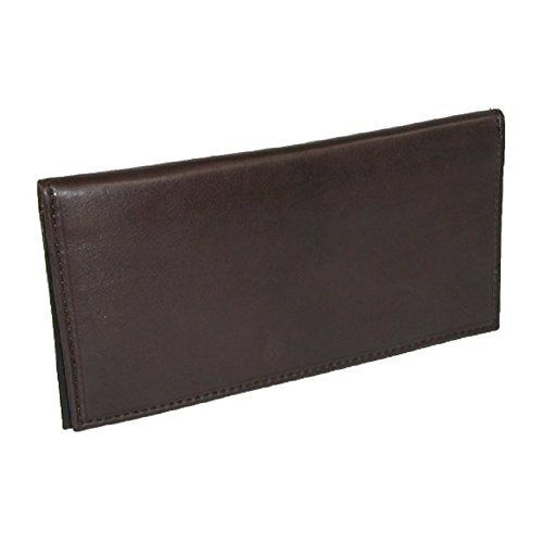 05. Basic Leather Checkbook Cover Best And Nice Men Checkbook Wallets