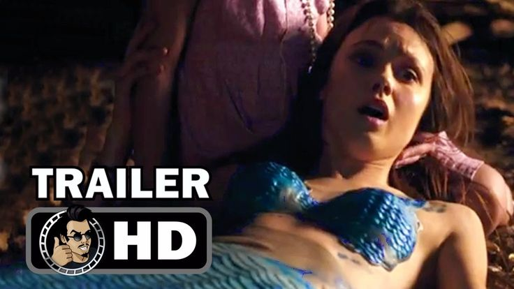 THE LITTLE MERMAID Official Trailer (2017) Live-Action Fantasy Movie HD - YouTube