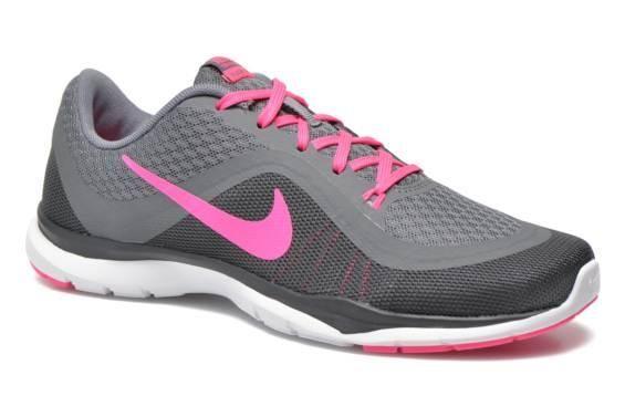 Chaussures de sport Wmns Nike Flex Trainer 6 Nike vue 3/4