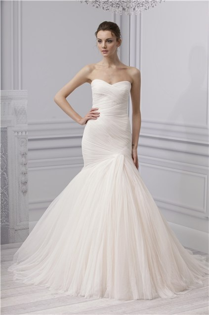 Fishtail wedding dresses - Wedding dresses - YouAndYourWedding