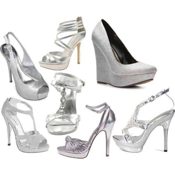 Need silver shoes for prom