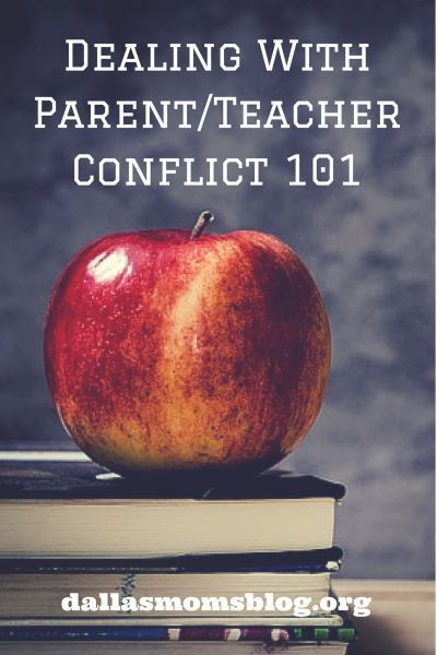 How to Handle Conflicts with Your Child's Teacher
