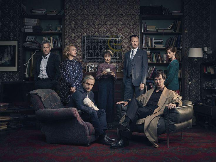 Sherlock stars Martin Freeman and Amanda Abbington have split after 16 years together - DigitalSpy.com