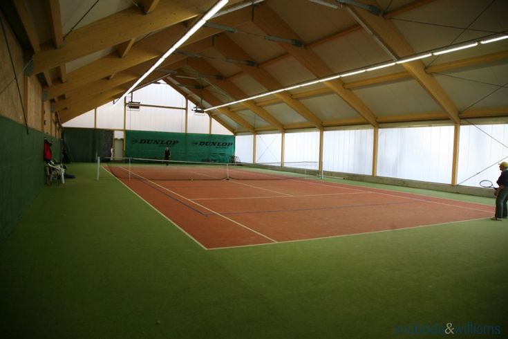 indoor tennis courts - Google Search