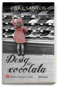 Guanyadora del Premi Ramon Llull 2014 narra la història de tres dones unides en el temps per la seva passió per la xocolata i que tenen con a vincle comú una xocolatera de porcellana blanca.