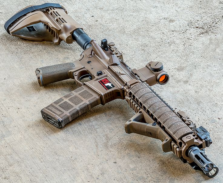 7 Reasons Why Owning An AR-15 Pistol Is Totally Worth It