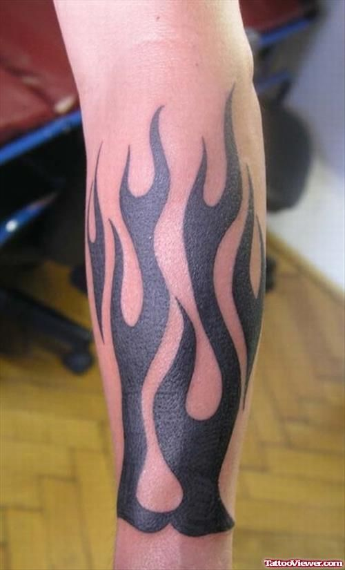 flame tattoo – MyVisions.org