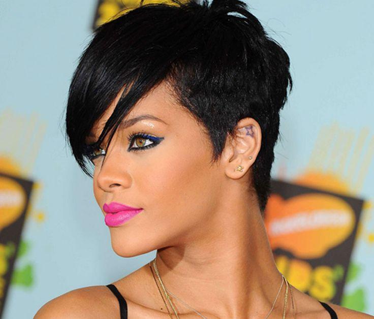 Rihanna Virtual Haircut for 2016