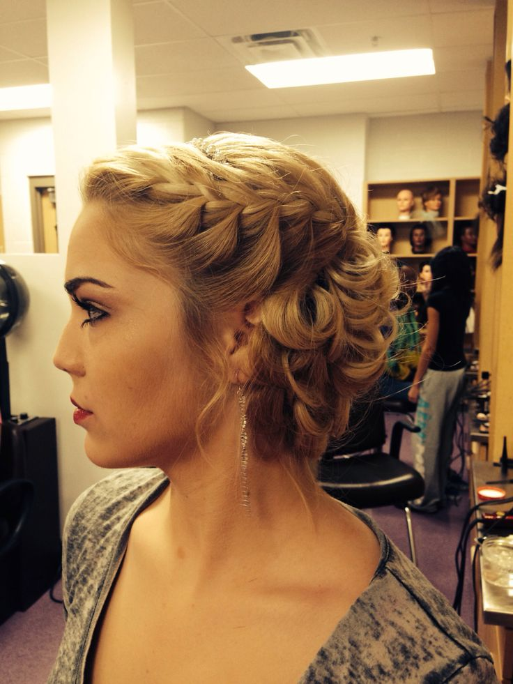 Prom Hairstyles 90s : Prom hair special event