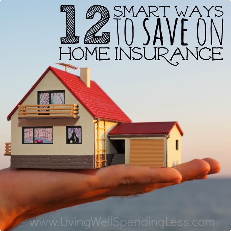Have you ever considered whether you are paying too much to insure your home? These 12 smart ways to save on home insurance might save you hundreds!