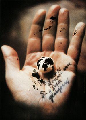 pierre bernard poster — Designer as Author: Pierre Bernard as auteur, 3/3