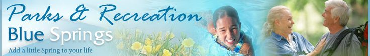 Blue Springs, MO Parks & Recreation Website - order tickets and pay for swim classes on line here.