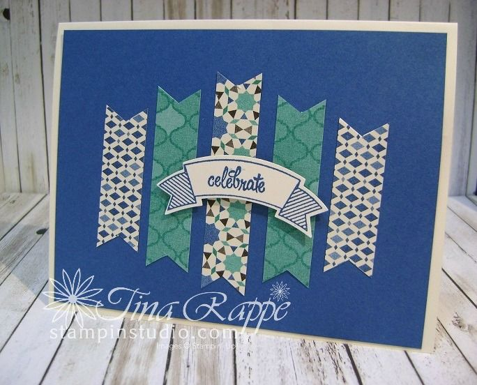 Stampin' Studio, Stampin' Up! Thoughtful Banners