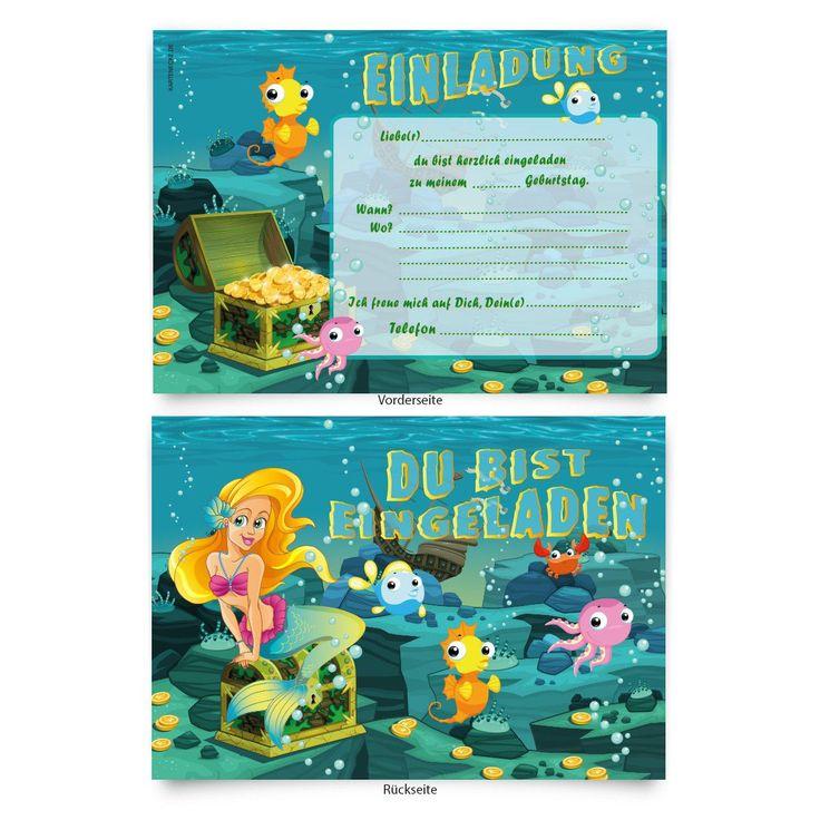 Einladungskarten Geburtstag Einladungskarten Online: Die 25+ Besten Ideen Zu Einladungskarten Kindergeburtstag