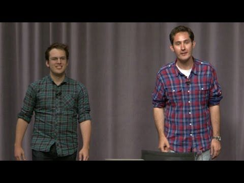 Kevin Systrom: From Stanford to Startup [Entire Talk] - YouTube