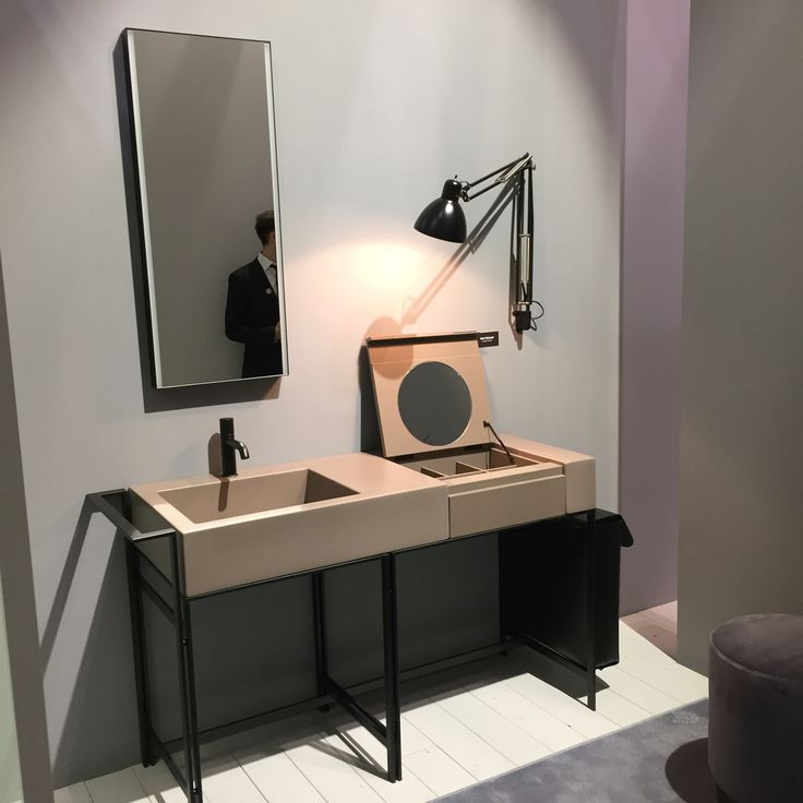 A tribute to beauty: it's NARCISO, the new collection by CIELO #bathroom #ceramic #SaloneDelMobile #design #interiordesign #inspiration #decor #Cielo #HandMadeinItaly