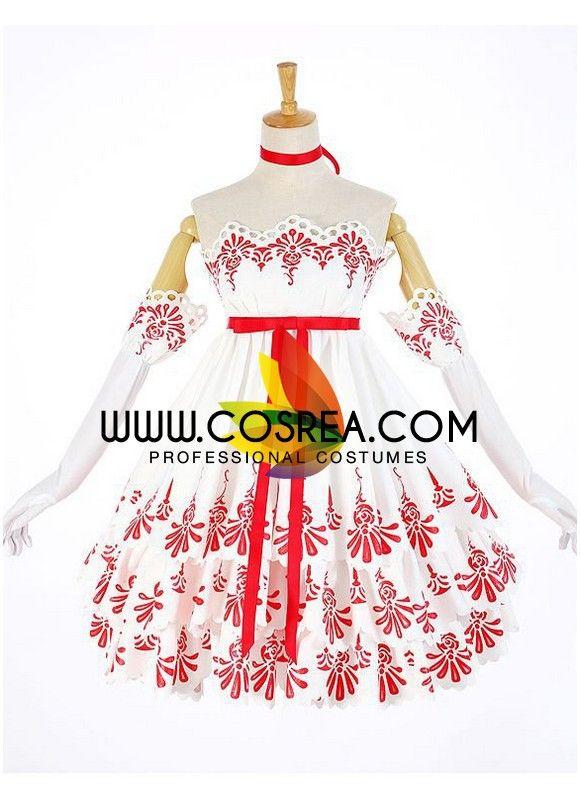 Cardcaptor Sakura Summer Rose Cosplay Costume