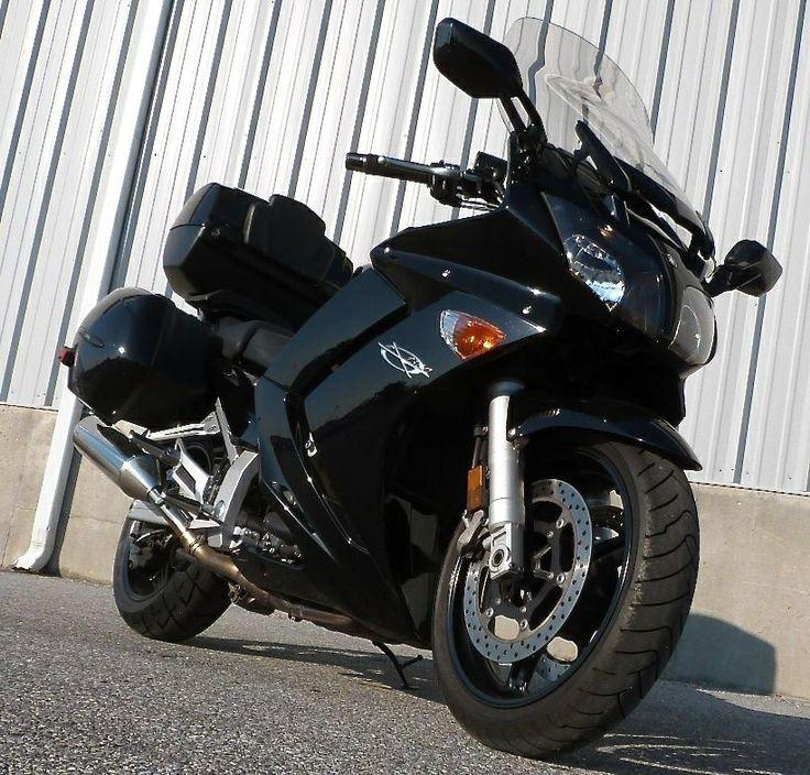 2009 Yamaha FJR1300 Diamond Motor Sports Dover, DE 1(800