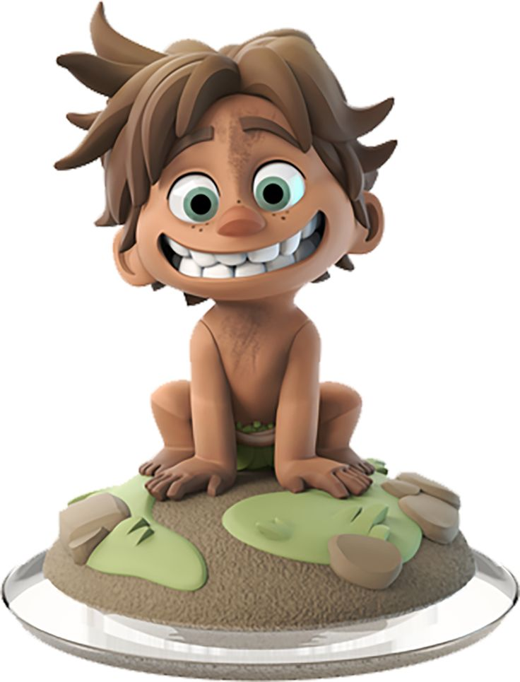 Spot Disney Infinity: The Good Dinosaur (3.0 Edition) Figure - In Disney-Pixar's The Good Dinosaur Spot uses his survival skills to navigate the wild. Only compatible with the Disney Infinity (3.0 Edition) video game.  #disney #disneysecrets