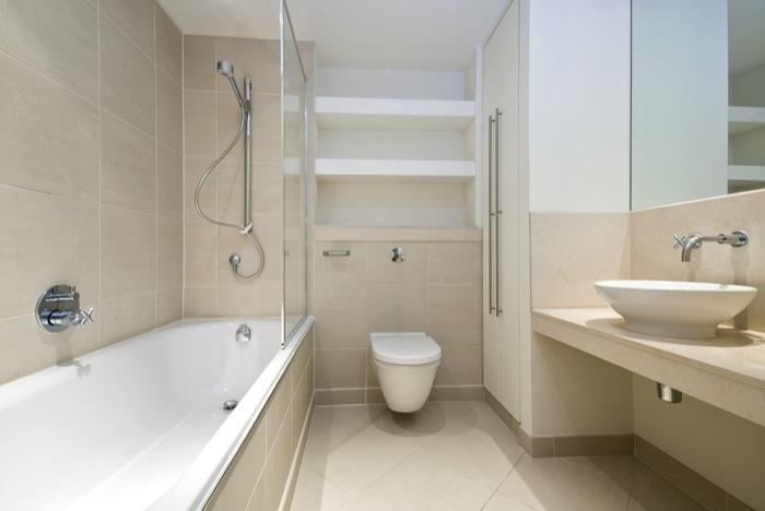 Aranżacja łazienki jak nasza