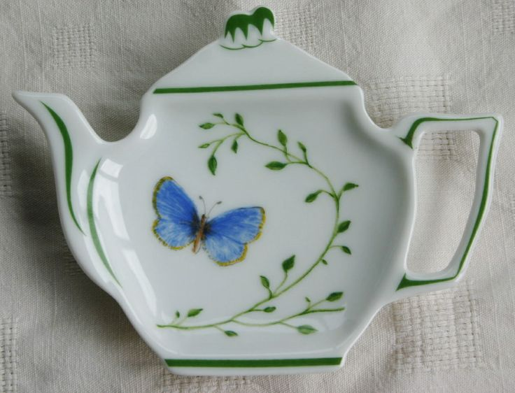 Butterfly Tea Bag Holder