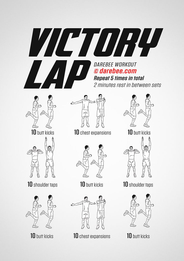 Victory Lap Workout Workout Fun Workouts Fitness Workout For Women