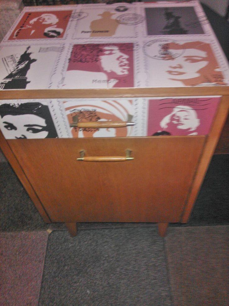 retro cabinet