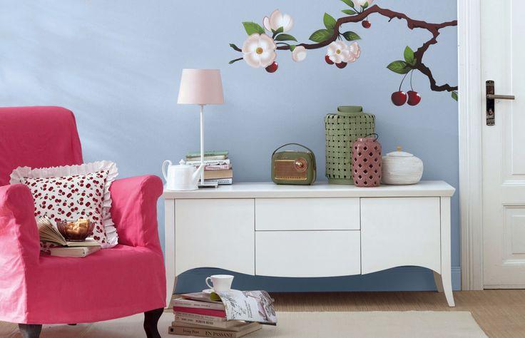 18 besten raumgestaltung mit wandfarben bilder auf for Raumgestaltung wandfarbe