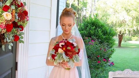 Maci Bookout ties the knot with Taylor McKinney in a preview for the Monday, November 28, finale of 'Teen Mom OG' — watch a sneak peek of their romantic wedding