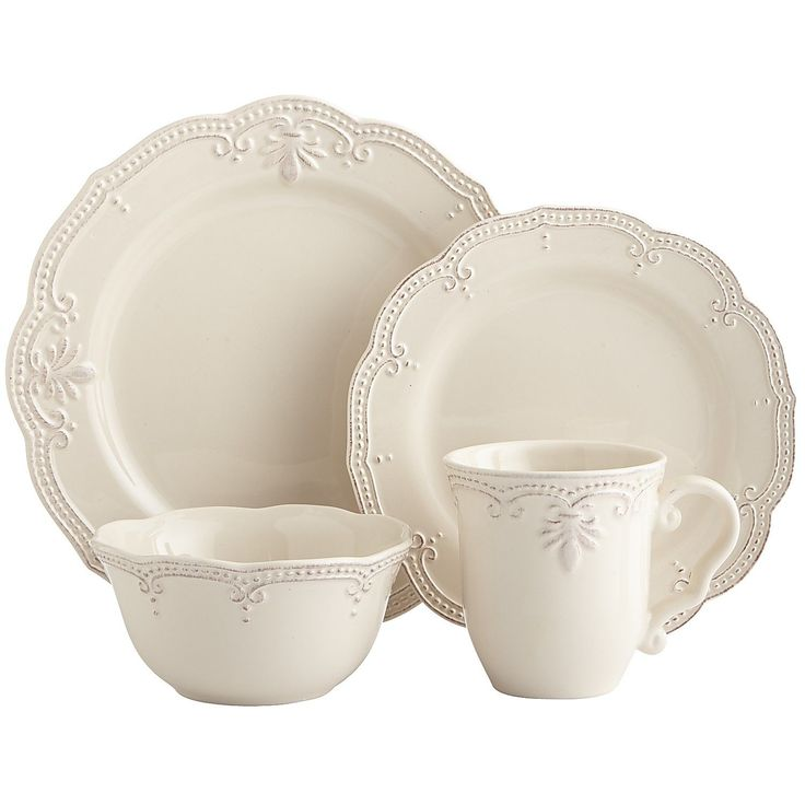 Abigail Dinnerware-just love this would look so nice in my new place