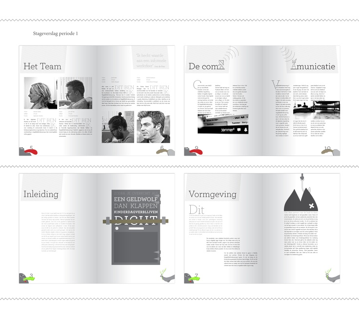7 best Internship report images on Pinterest Editorial design - sample internship report template