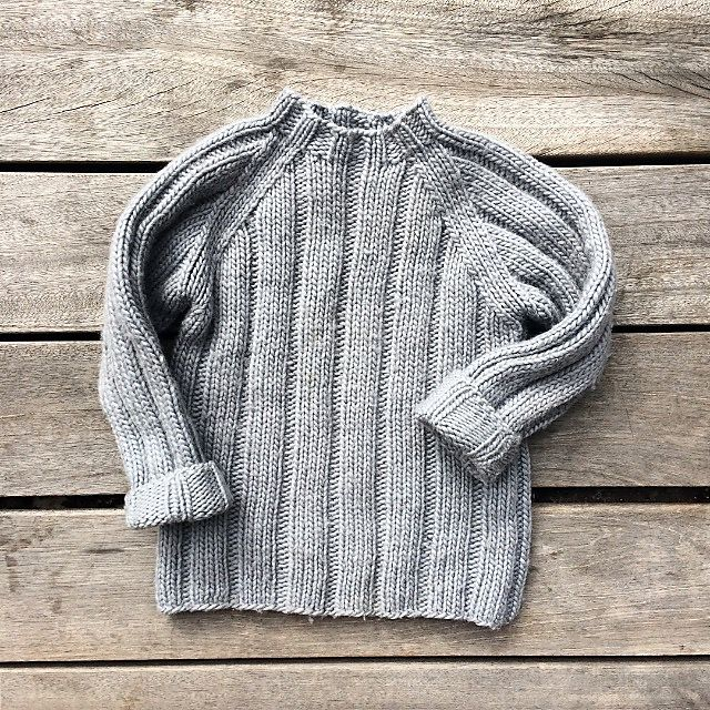 Ravelry: Olive's Chunky Rib by Pernille Larsen