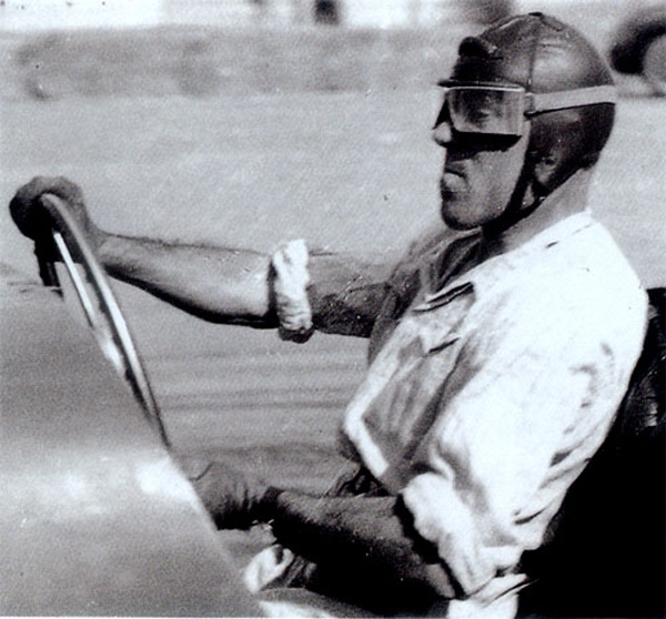 """""""Before the start, Nuvolari told me to go down on the floor of the car every time he shouts, which was a signal that he went to a curve too fast and that we need to decrease the cars's center of mass. I spent the whole race on the floor. Nuvolari started to shout in the first curve and wouldn't stop until the last one.""""  -Paride Mabelli, Tazio Nuvolari's riding mechanic for the 1932 Targa Florio"""