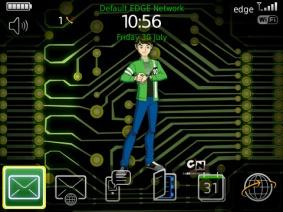 Ben 10 - Goop Blackberry Download By Turner Broadcasting System Europe Ltd Developer