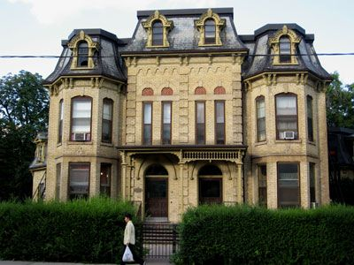 Historical Beverly Mansions, Toronto, Ontario  (Used to live here with our two children. Lovely memory)