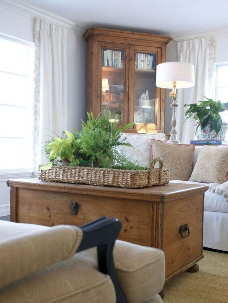 45 Perfect French Country Living Room Design Ideas